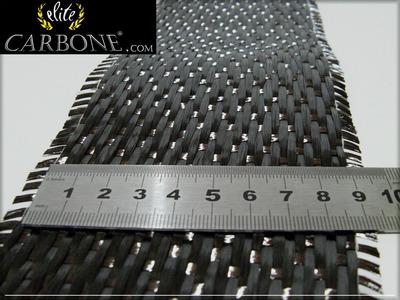 tissus fibres de en carbone composite