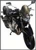 'Saute Vent ''High-Tech'' (FULCRUM) Adaptables Roadster - Finition : Carbone / Kevlar (Réf:08)'