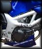protections caches pares carters finition carbone moto suzuki sv650 650sv sv 650 1000 alternateur embrayage accessoires tuning kevlar achat ou acheter revendeur fabriquant f28